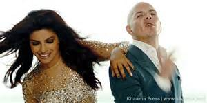 follow up email after an interview priyanka chopra and pitbull s exotic released in mumbai