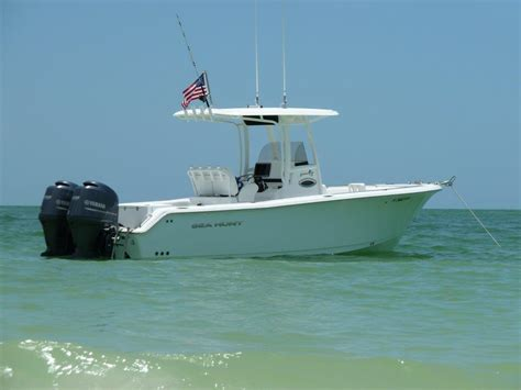 Sea Hunt Boat Issues sea hunt 25 gamefish review the hull boating