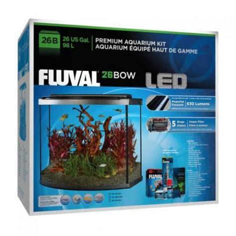 fluval  bow aquarium kit  sale