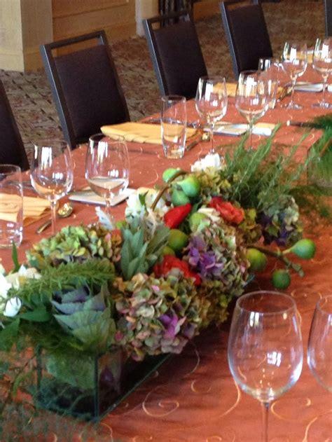 Rehearsal Dinner Tables