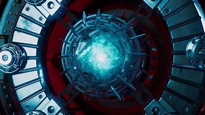 Tesseract Avengers Screencaps Infinity Stones Gifs Animated