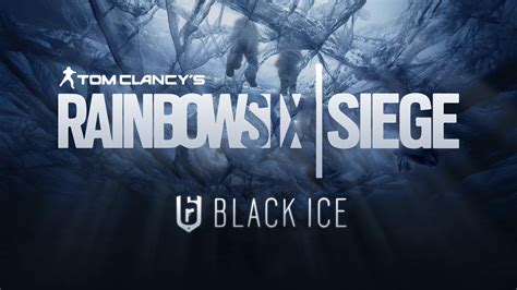 siege pc 彩虹六号 围攻原创黑冰系列多分辨率高清壁纸 3dmgame com