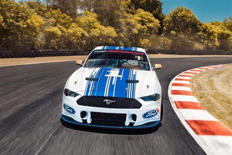 johnson mustang     supercars speedcafe