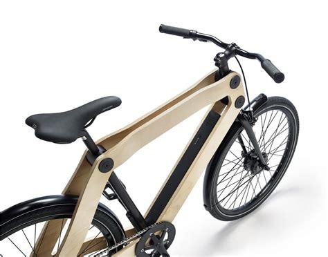 bike neuheit  protanium stellt holz pedelec oekovaenling vor ebike newsde