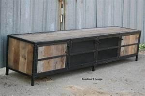 Made Com Sideboard : buy a hand made vintage industrial mid century modern ~ Michelbontemps.com Haus und Dekorationen