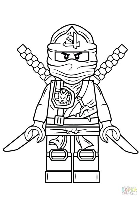 cool ninja coloring pages  getcoloringscom