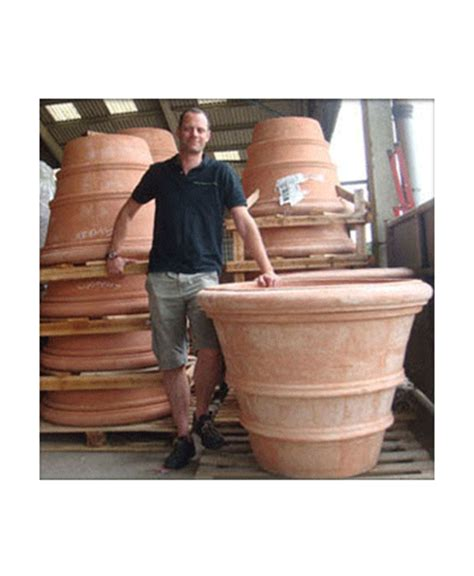 Large Clay Planters For Sale by Large Italian Terracotta Pots And Planters