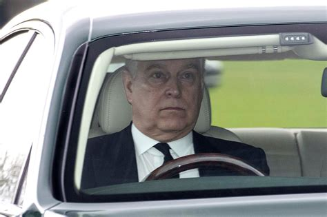 Prince Andrew cancels annual golf trip to Spain after ...