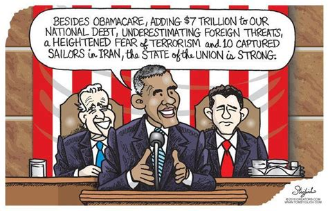 Editorial Cartoons On Barack Obama