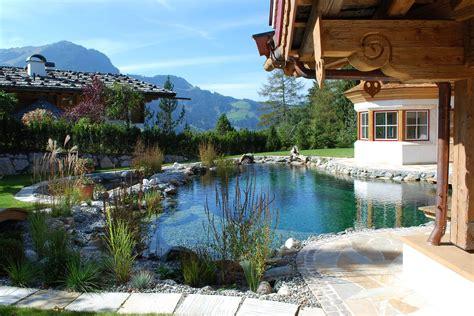 schwimmteich oder pool bio pool und schwimmteich ein erlebnis der ganz besonderen