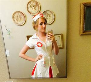 nurse costume on Tumblr