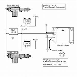Knocklock Wiring Diagrams