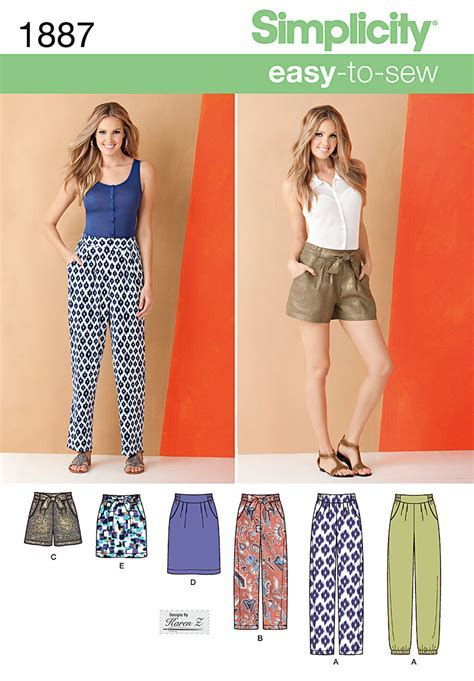 Simplicity Sewing Patterns Catalog