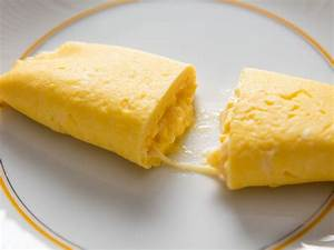 French Omelette With Cheese Recipe | Serious Eats