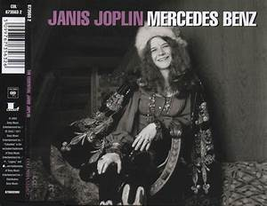 Mercedes Benz Janis Joplin : janis joplin mercedes benz at discogs ~ Maxctalentgroup.com Avis de Voitures