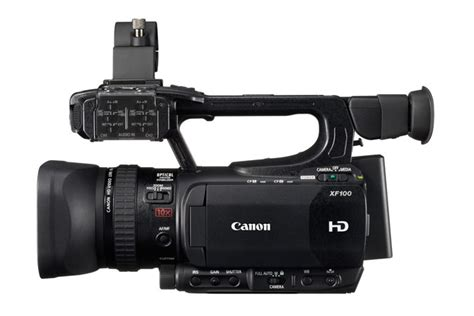 Canon Xf100 by Xf100