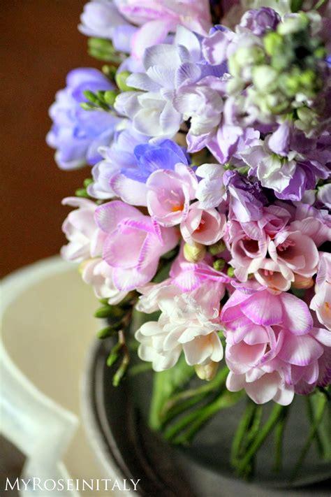 fiori di my roseinitaly delicati fiori di primavera