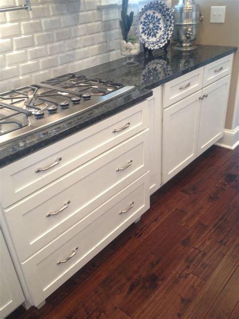 of pearl kitchen backsplash tile modern kitchen blue pearl granite white subway tile 9790
