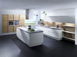 Küche Landhausstil Weiß Modern : k chen modern holz wei ~ Indierocktalk.com Haus und Dekorationen