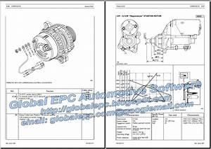 Automotive Repair Manuals  Iveco Stralis Repair Manual  U0026 Wiring Diagrams
