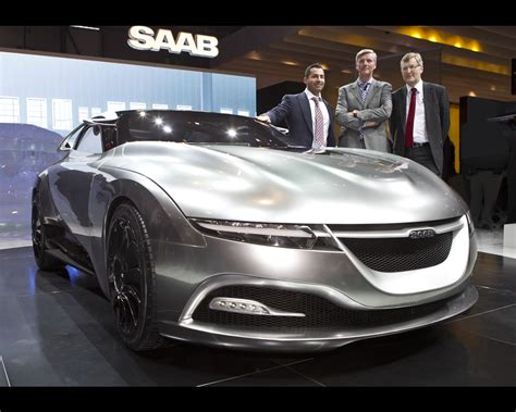 Saab Phoenix Concept 2018