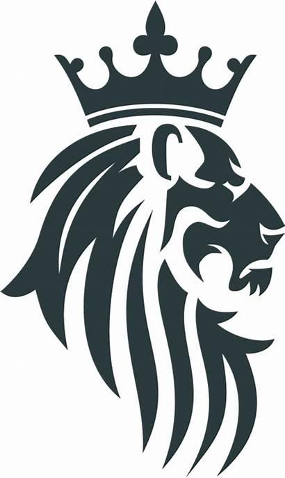 Lion Tattoo Crown Tribal Transparent Background Starpng