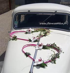 Deco Avec Piece De Voiture : d coration voiture fleurs et d co ~ Medecine-chirurgie-esthetiques.com Avis de Voitures