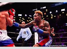 Jermall Charlo decisions Matt Korobov RESULTS