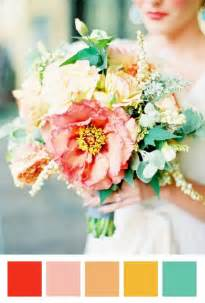 Light Pink and Yellow Wedding Colors