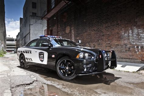 Fastest Cop Cars by The Dodge Charge Pusuit Is The Fastest Cop Car In America