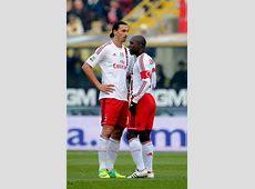 Clarence Seedorf Photos Photos Bologna FC v AC Milan