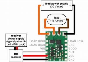 Pololu Rc Switch With Medium Low