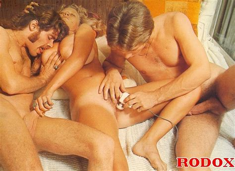 Vintage Penthouse Threesome Pictorials