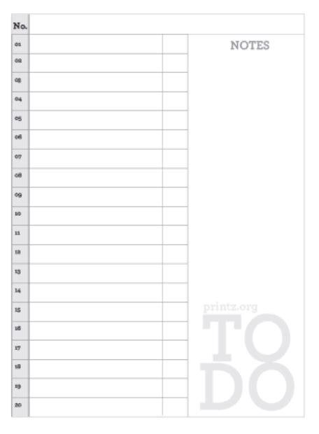 task list templates  word excel
