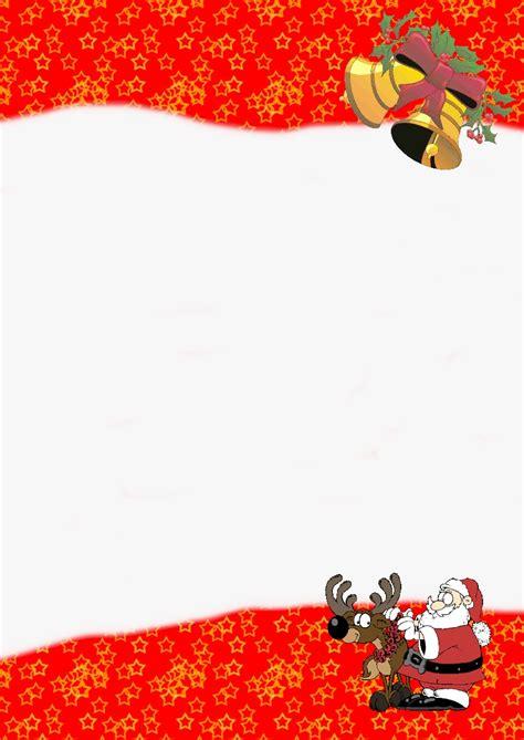 kostenloses briefpapier weihnachten vorlagen zum