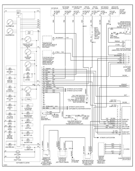 Fuel Gauge Wiring Diagram Blazer Forum Chevy