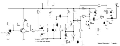 Mhz Transmitter Circuit