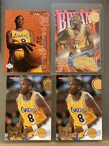 In this guide, i'll cover the best kobe bryant rookie cards for sports card investors and how you can buy them online. Lot Of 1996-97 Kobe Bryant Rookie Cards + More Skybox Force NBA Hoops Upper Deck   eBay
