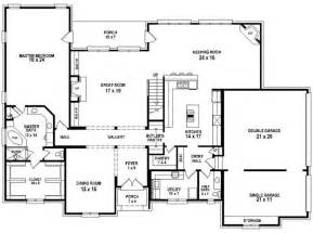 4 bedroom 2 bath floor plans 654256 4 bedroom 3 5 bath house plan house plans floor plans home plans plan it at