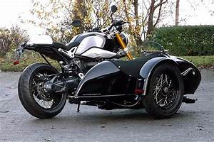 Bmw Ninet Sidecar - Rocketgarage