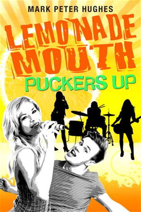 lemonade mouth puckers