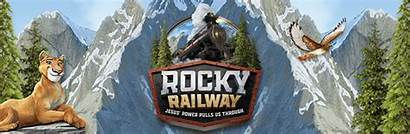 Rocky Vbs Railway Christianbook Banner 2021 Bible