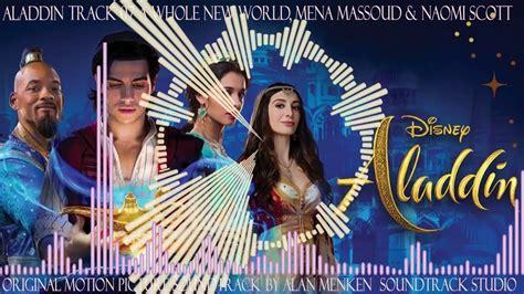 Aladdin 07 A Whole New World Mena Massoud & Naomi Scott