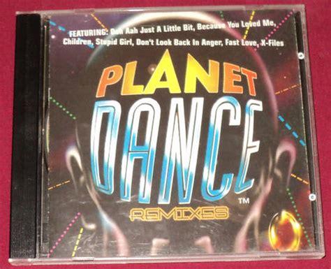 Dance  Planet Dance (cd Album) (not Original Artists) Was
