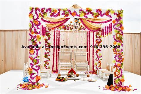 mandap rentals idesign events indian decor ideas