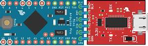 Sparkfun Usb To Serial Uart Boards Hookup Guide