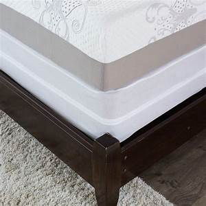 protect a bed buglock bed bug proof box spring cover 6 With bed bug mattress and box spring encasements