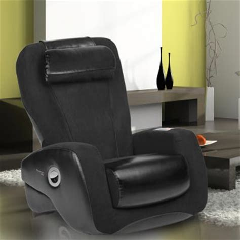 ijoy chair canada ijoy 2400 black human touch robotic chair recliner