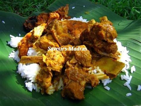 cuisiner du cabri l origine du colombo saveurs madras