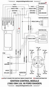 2003 Ford Ranger 3 0 Ignition System Wiring Diagram